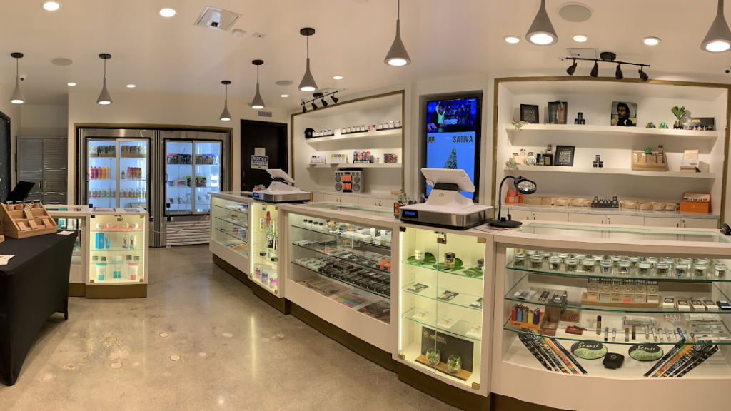 Cannabis Dispensary in Los Angeles
